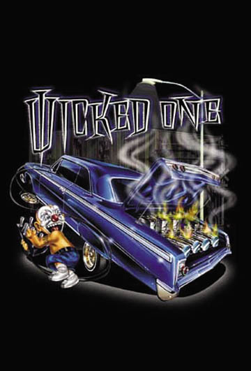 Wicked one [1096-16x20_CL] - $1.25 : HotStuffDropShip.com, The ...